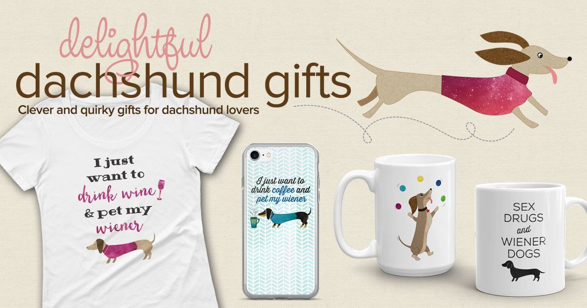 Dachshund Coffee Mugs Wiener Dog Coffee Mugs